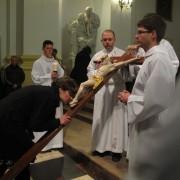 Adoracja Świętego Krzyża