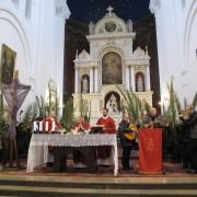 Msza św. Niedzieli Palmowej