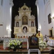 Msza św. odpustowa - homilia ks. Marcina Różańskiego
