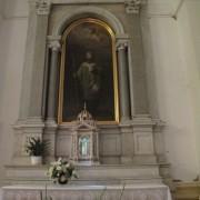 ołtarz św. Augustyna