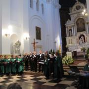 koncert Warszawskiego Towarzystwa Chóralnego