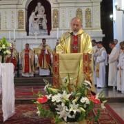 Msza św. dziękczynna - ks. Piotr Odziemczyk