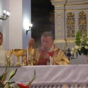 Msza św. dziękczynna - ks. Walenty Królak