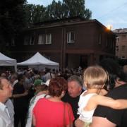 Piknik rodzinny - życzenia dla ks. Proboszcza