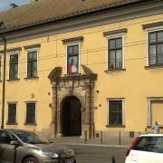 Kraków - okno Papieskie