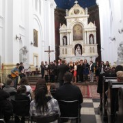 koncert scholi o godz. 14