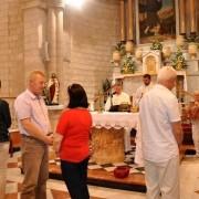 Kana Galilejska-odnowienie przyrzeczeń małżeńskich