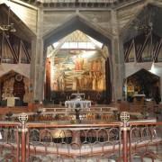 Nazaret-Bazylika Zwiastowania