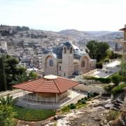 Jerozolima-Kościół św. Piotra In Gallicantu
