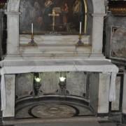 Ain Karem-Grota Narodzenia św. Jana Chrzciciela