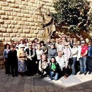 Jerozolima-Posąg Króla Dawida