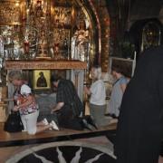 Jerozolima-Bazylika Grobu Bożego