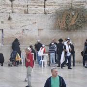 Jerozolima-Ściana Płaczu