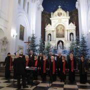 "koncert kolęd Chóru ""Warszawianka"""