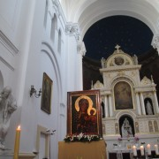 Nawiedzenie Obrazu Matki Bożej Jasnogórskiej