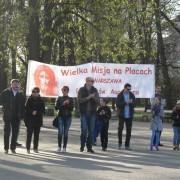 Misja na Pl. Piłsudskiego