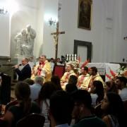 pielgrzymi z Hiszpanii