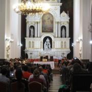 pielgrzymi z Brazylii